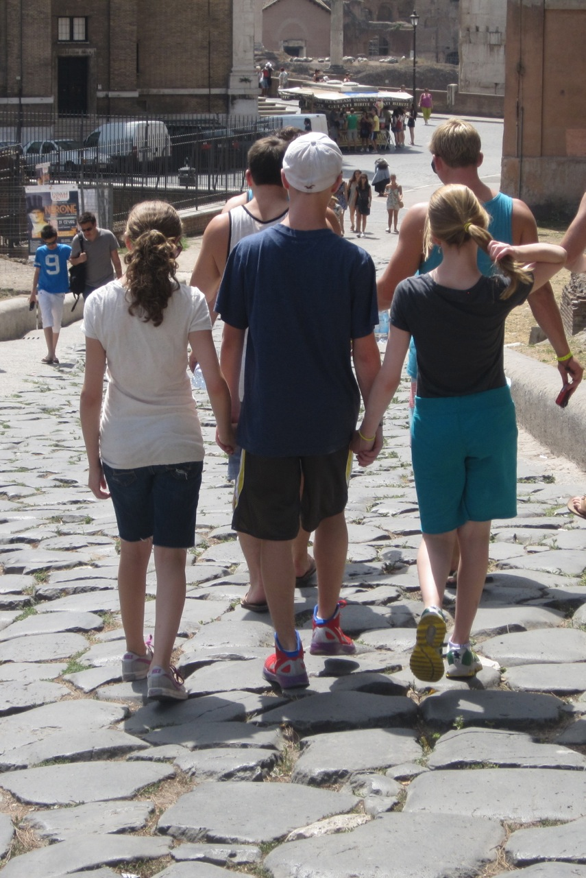 rome italy share your itinerary realfamilytrips.com