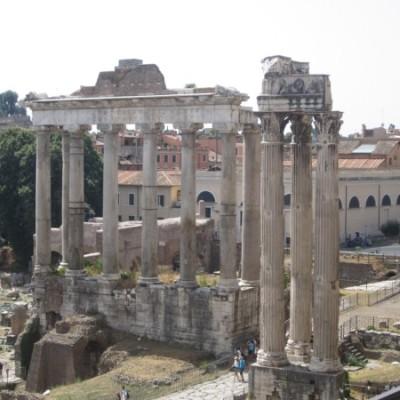 forum rome italy