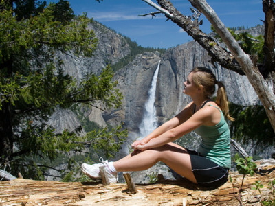 see Yosemete, California and plan the trip with advice from other travelers. RealFamilyTrips.com