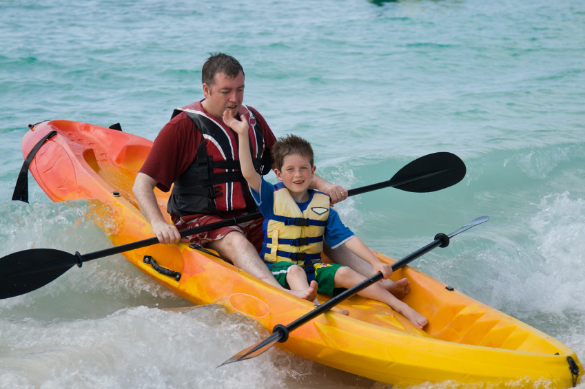 go kayaking in south africa get travel advice from families like yours realfamilytrips.com