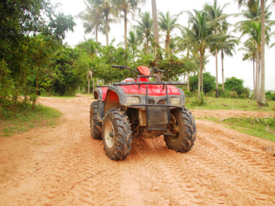 Drive an ATV through Costa Rica get travel advice from families just like yours realfamilytrips.com