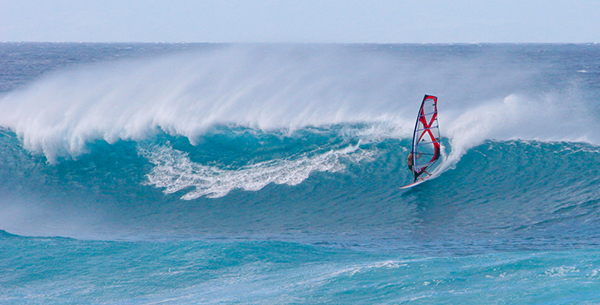 take the family windsurfing in maui