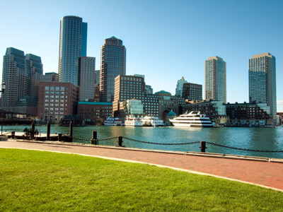 boston sightseeing family trip