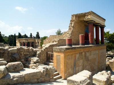 crete island family vacation