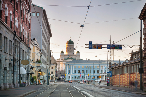 family trip to helsinki finland