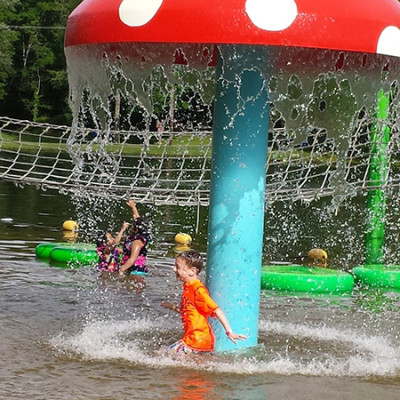 family trip vacation with kids best water parks nj