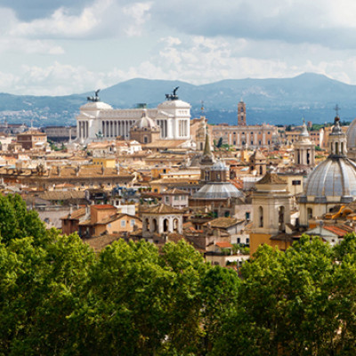 Italy vacation Rome with kids