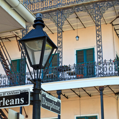 New Orleans Louisiana fun with kids