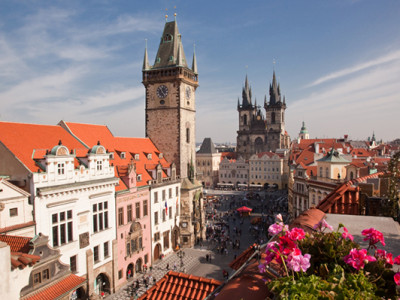 family vacation prague things to do