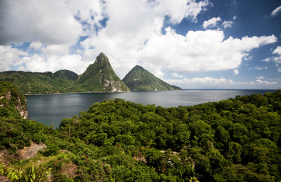 st lucia beautiful visit with kids