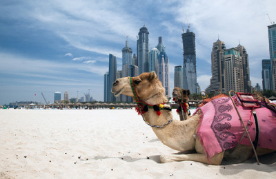 luxury dubai travel with kids