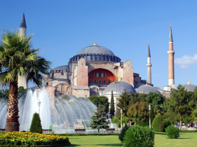 family vacation to istanbul