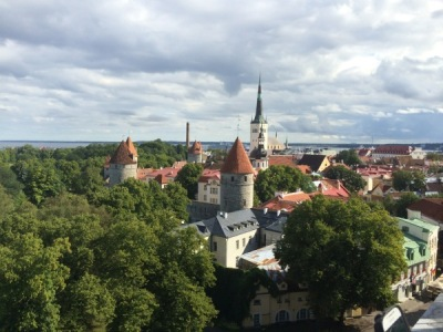 estonia talinn family trip