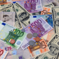children and money convert foreign currency