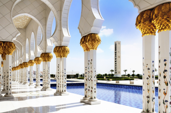 visit abu dhabi with kids, luxury vacation with family