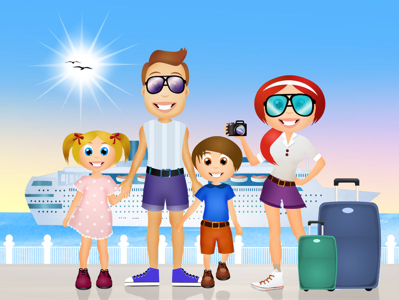 Family Cruise Advice From The Cruise Guru Staying Healthy On Cruises Real Family Trips